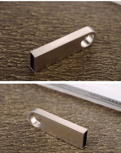 64gb Gold Usb Drive