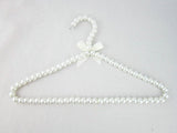Clothes Hangers Pearls Hanger For Kids