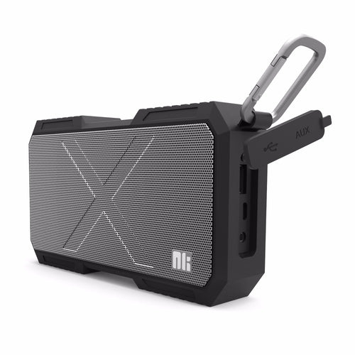 2-in-1 Bluetooth Speaker & Phone Charger