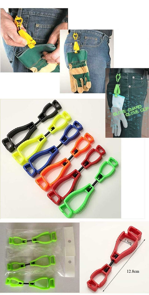 Plastic Glove Clip Protective Holder