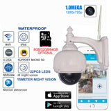 Outdoor Security Wireless IP HD Camera with Night Vision