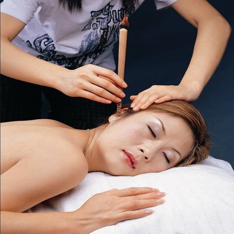 Natural Ear Candling Aromatherapy