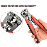 Multifunctional Wire Stripper, Crimper and Cutter
