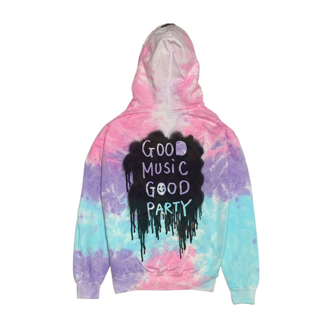 inspiration-FingerHeart Cotton Candy Hoodie w/Stencil GMGP