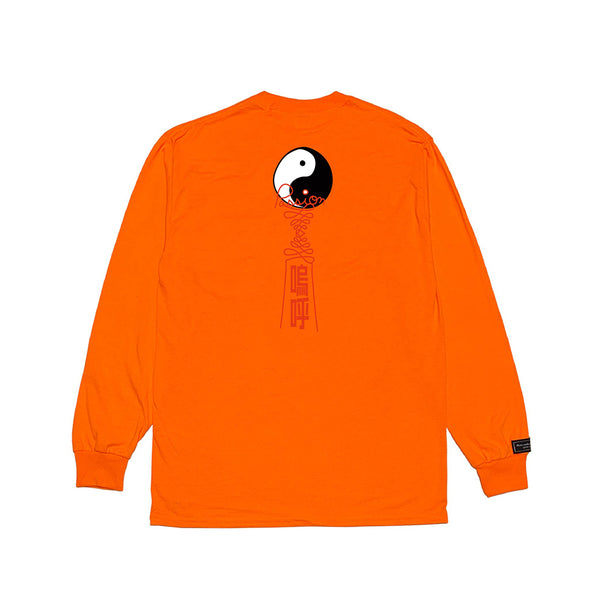 inspirationT-YinYang SOR POCKET LONG SLEEVE