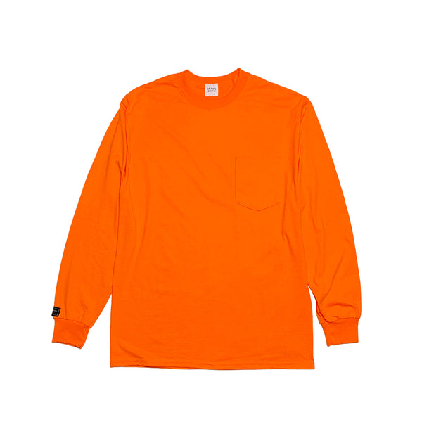 GB SOR POCKET LONG SLEEVE w/Scratch Pedia