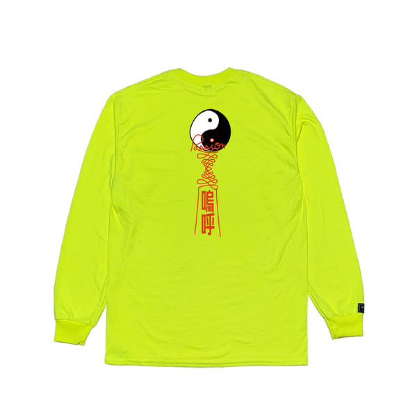 inspirationT-YinYang SGR POCKET LONG SLEEVE