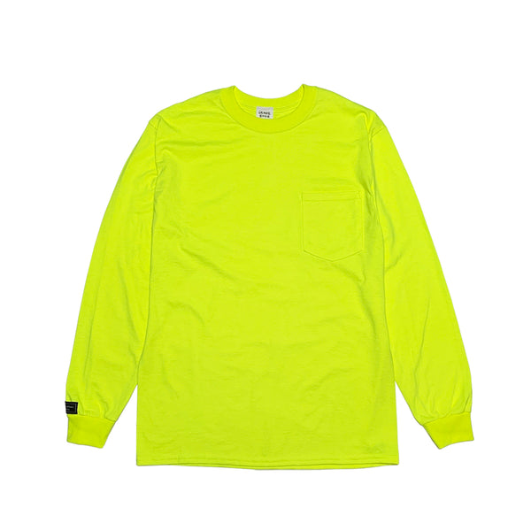 GB SGR POCKET LONG SLEEVE w/Scratch Pedia