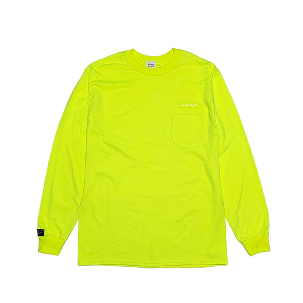 inspirationT-Peace SGR POCKET LONG SLEEVE