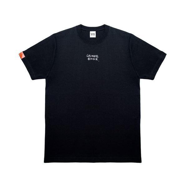 Limited DJcity TAKEOVER COLLAB  BLK T-SHIRT