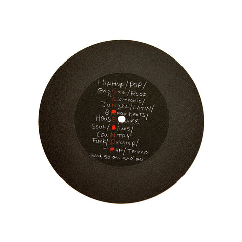 "GB Dr.Suzuki 7"" Slipmat (SINGLE)"