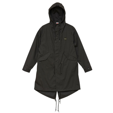 GBPT BLK MODS COAT