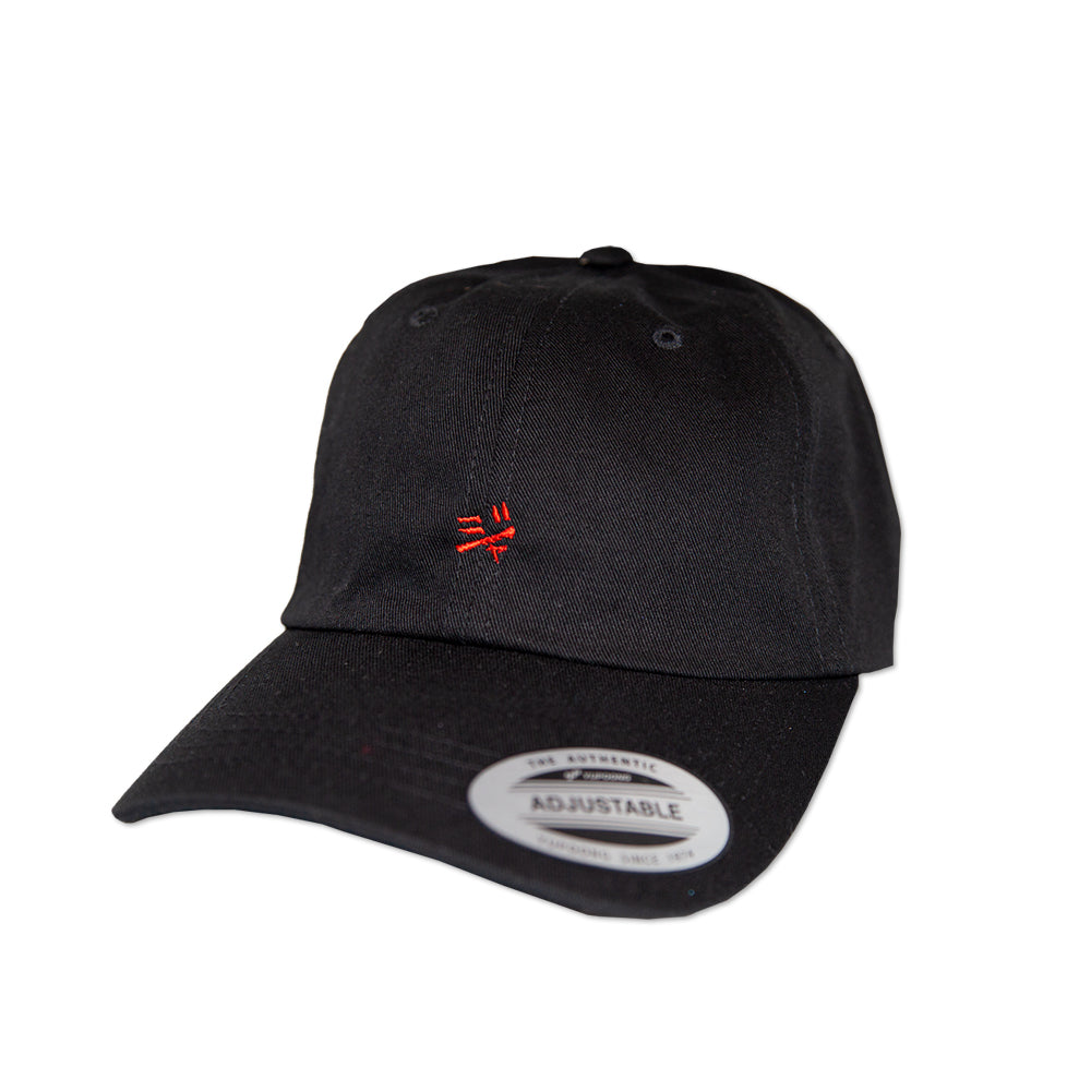 JAPANESE RED LOGO DAD CAP