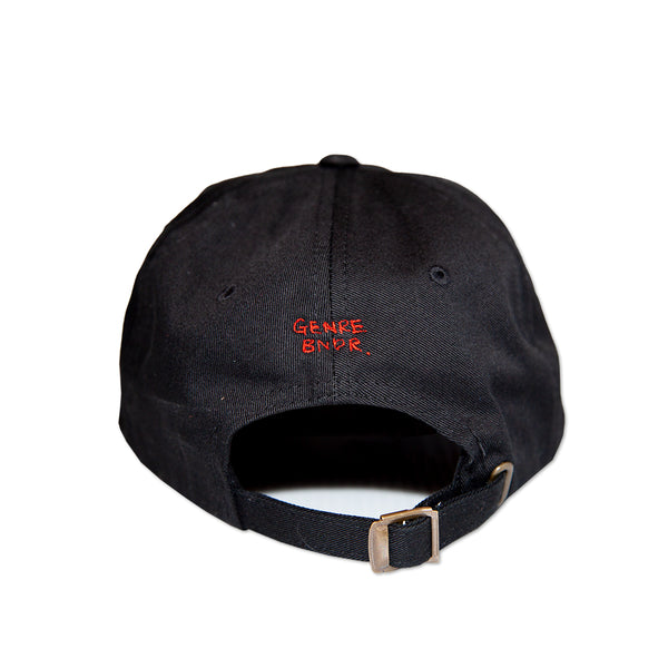 MMIB RED DAD CAP