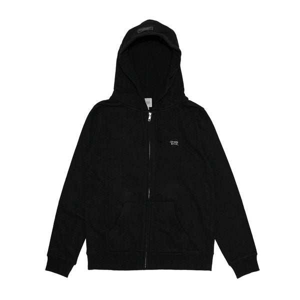 GB EMBLEM BLK ZIP-UP w/ MMIB