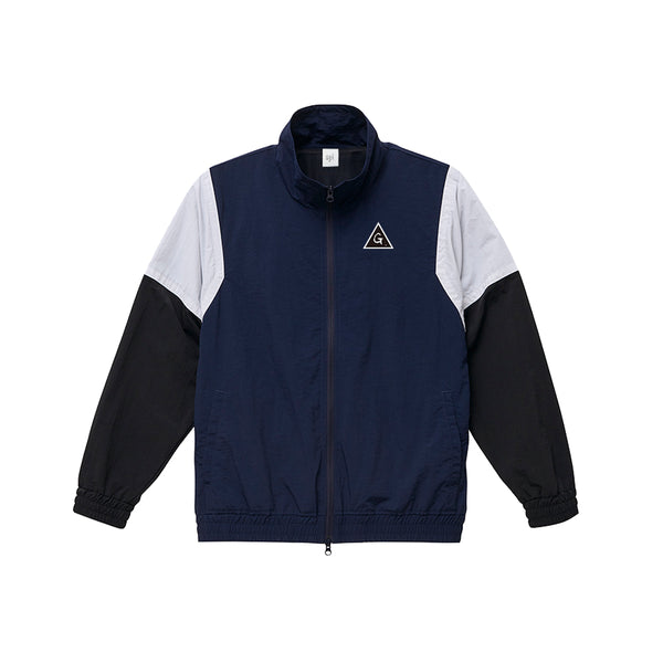 GB NAVY NYLON JACKET