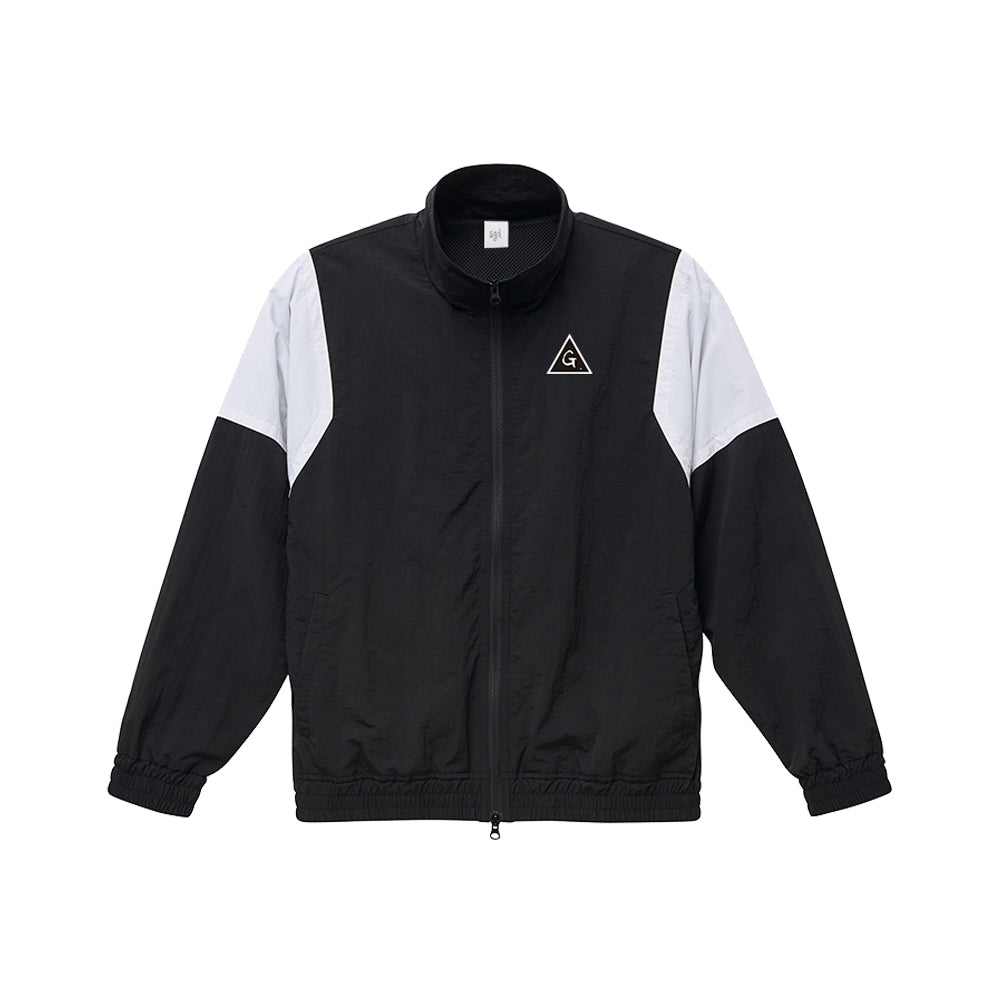 GB BLACK NYLON JACKET