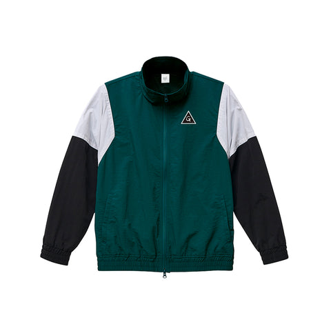 GB GREEN NYLON JACKET