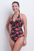 Halter One Piece Swimsuit - Hot House Collection