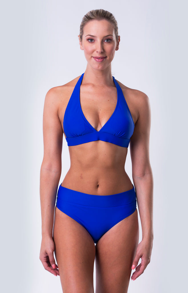Fold Over Bikini Bottom - Essentials Collection