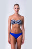 Bandeau Bikini Top - Hawaii Blues Collection