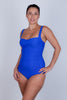 Twist Front Tankini - Essentials Collection