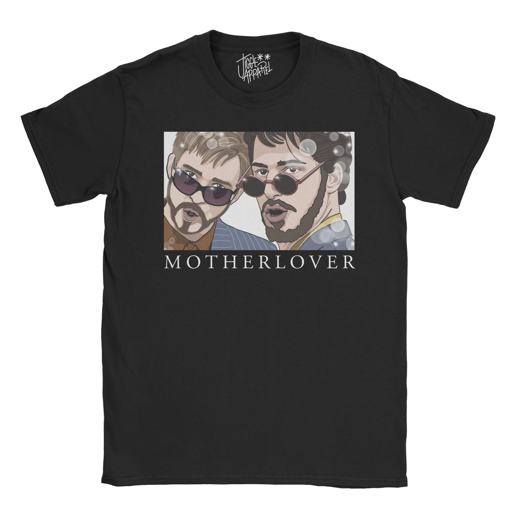 Lonely Island - Mother Lover  T-shirt - Jiggle Apparel