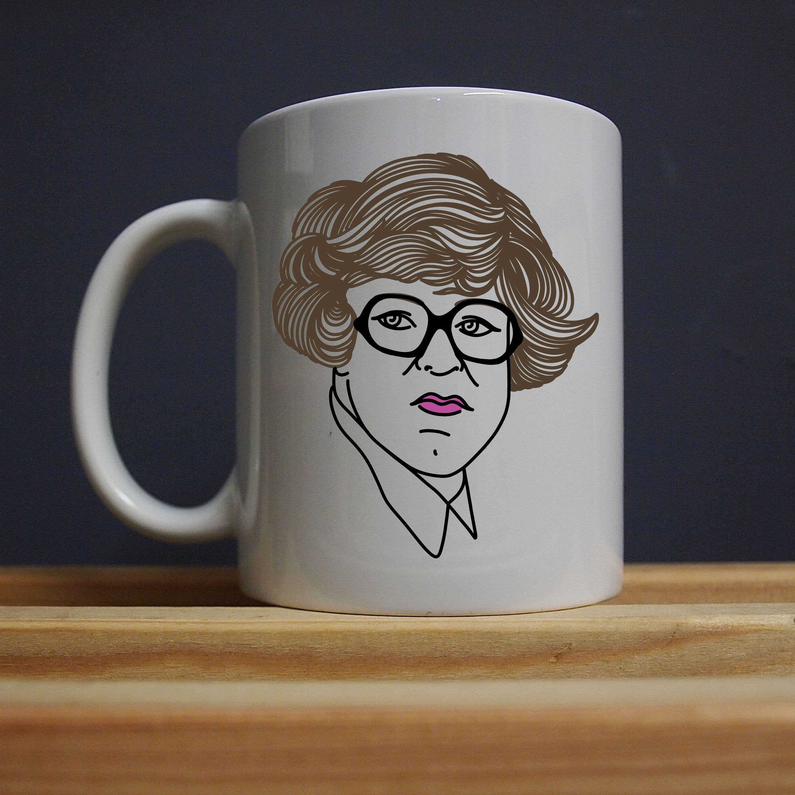 League of Gentlemen - Pauline Pens Mug - Jiggle Apparel
