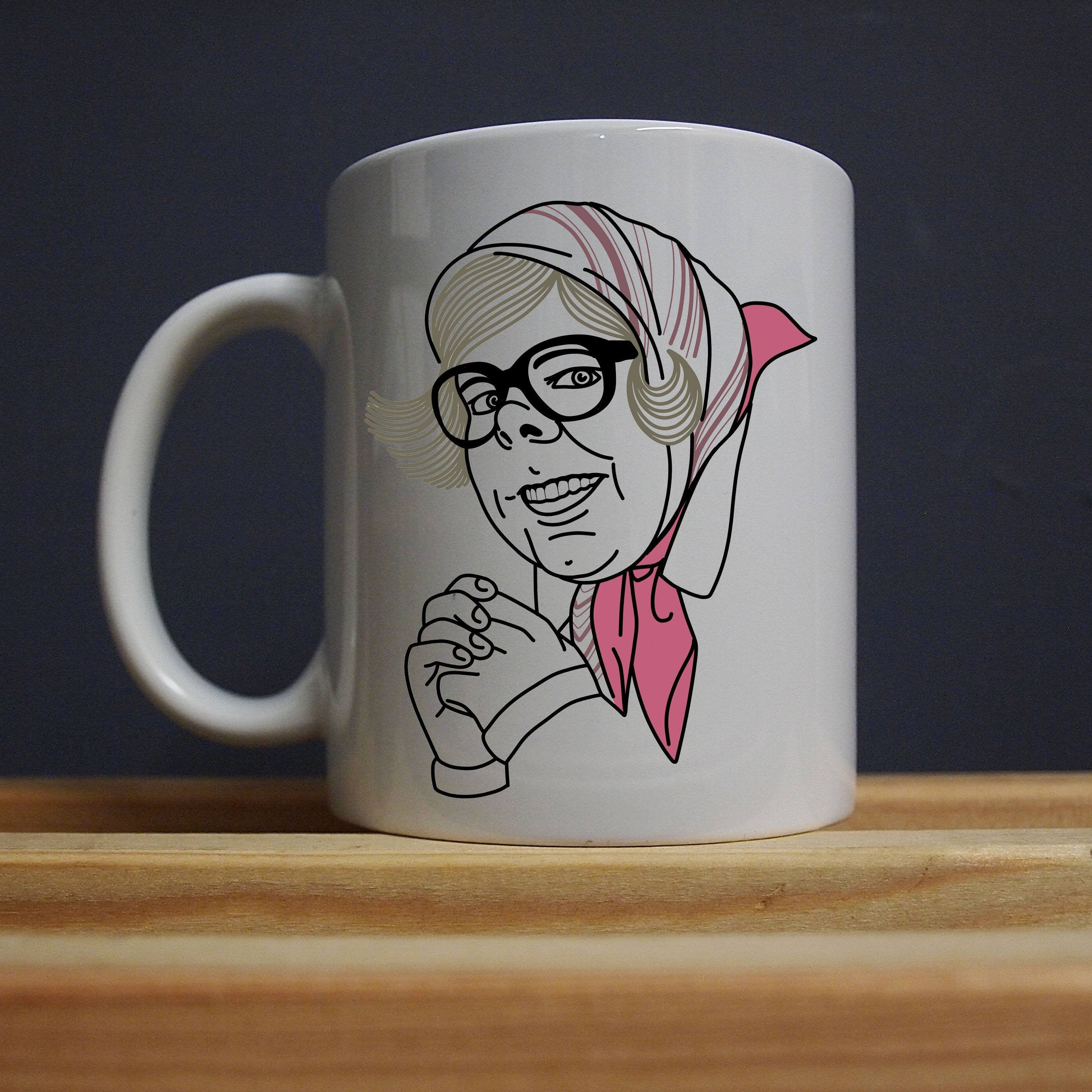 League of Gentlemen - Twelvety Mug - Jiggle Apparel