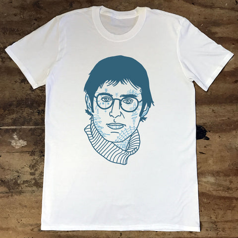 Louis Theroux - Tattooed Louis - Jiggle Apparel