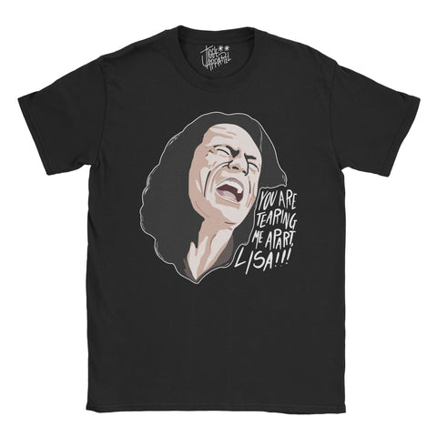 The Room - Tommy - Your Tearing Me Apart Lisa - Jiggle Apparel