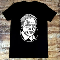 Sir David Attenborough - We Are A Plague On The Earth - Jiggle Apparel