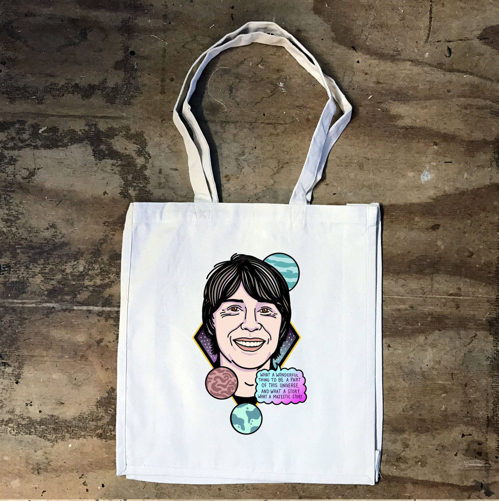 Brian Cox - What A Wonderful Thing To Be A Part Of Tote - Jiggle Apparel