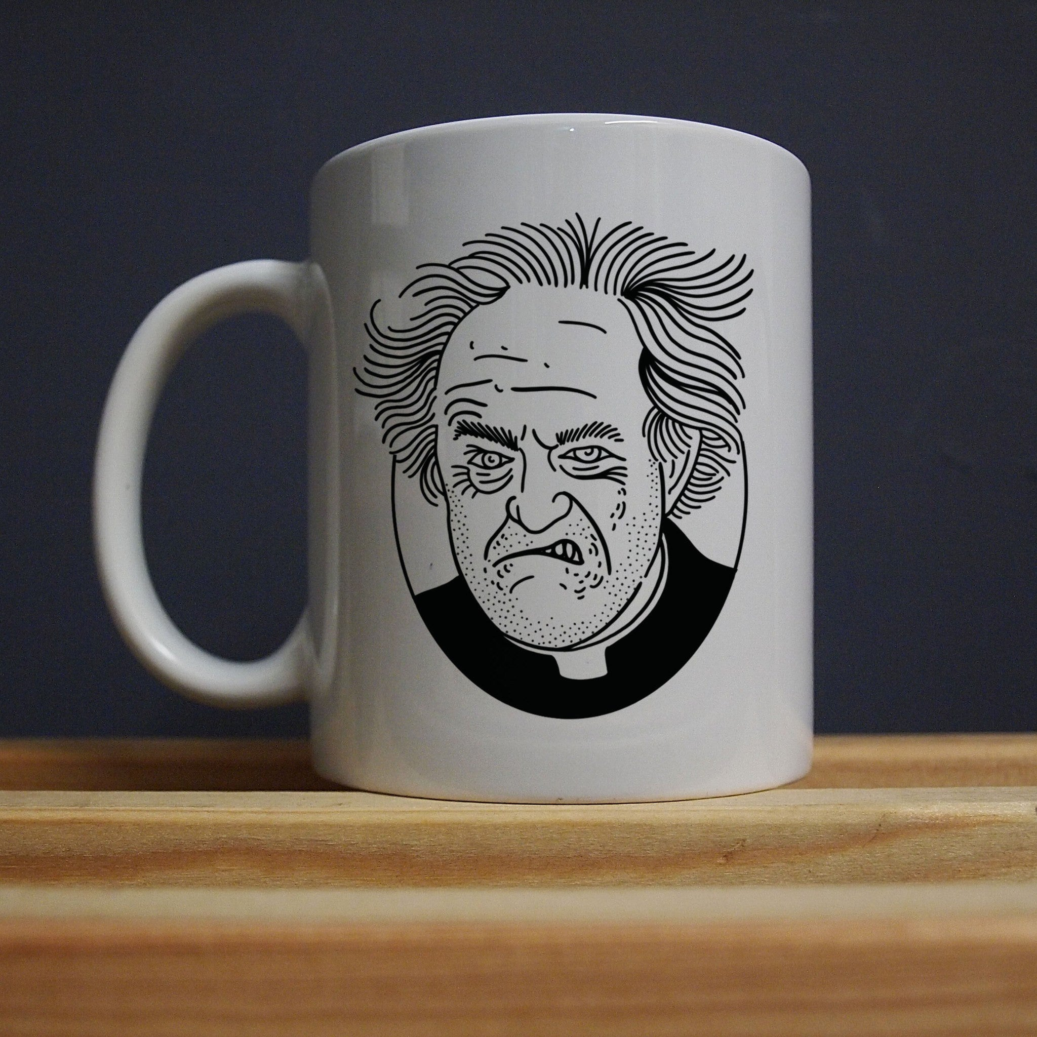 Father Jack - Feck Off Mug - Jiggle Apparel