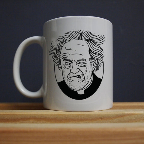 Father Jack - Drink! Mug - Jiggle Apparel