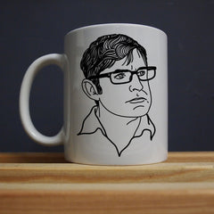 Louis Theroux - Ghettorectomy - Mug - Jiggle Apparel