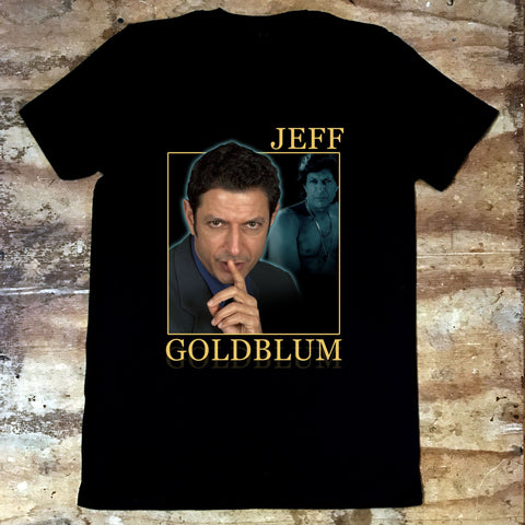 Jeff Goldblum - Jiggle Apparel