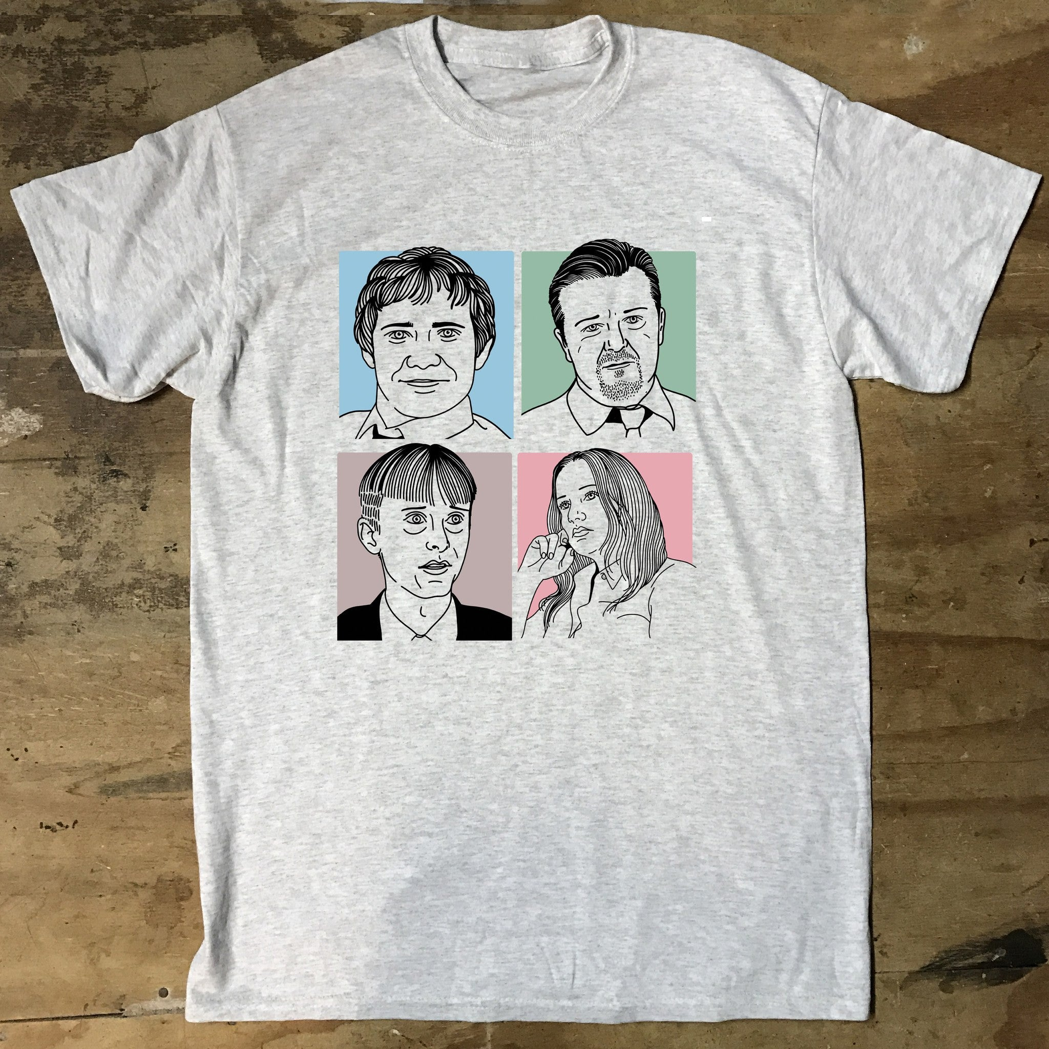 The Office Group T-Shirt - Jiggle Apparel