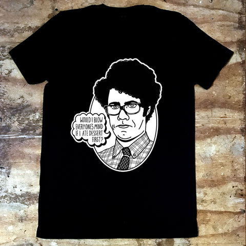 IT Crowd - Moss - Would it Blow Everyones Mind - Jiggle Apparel
