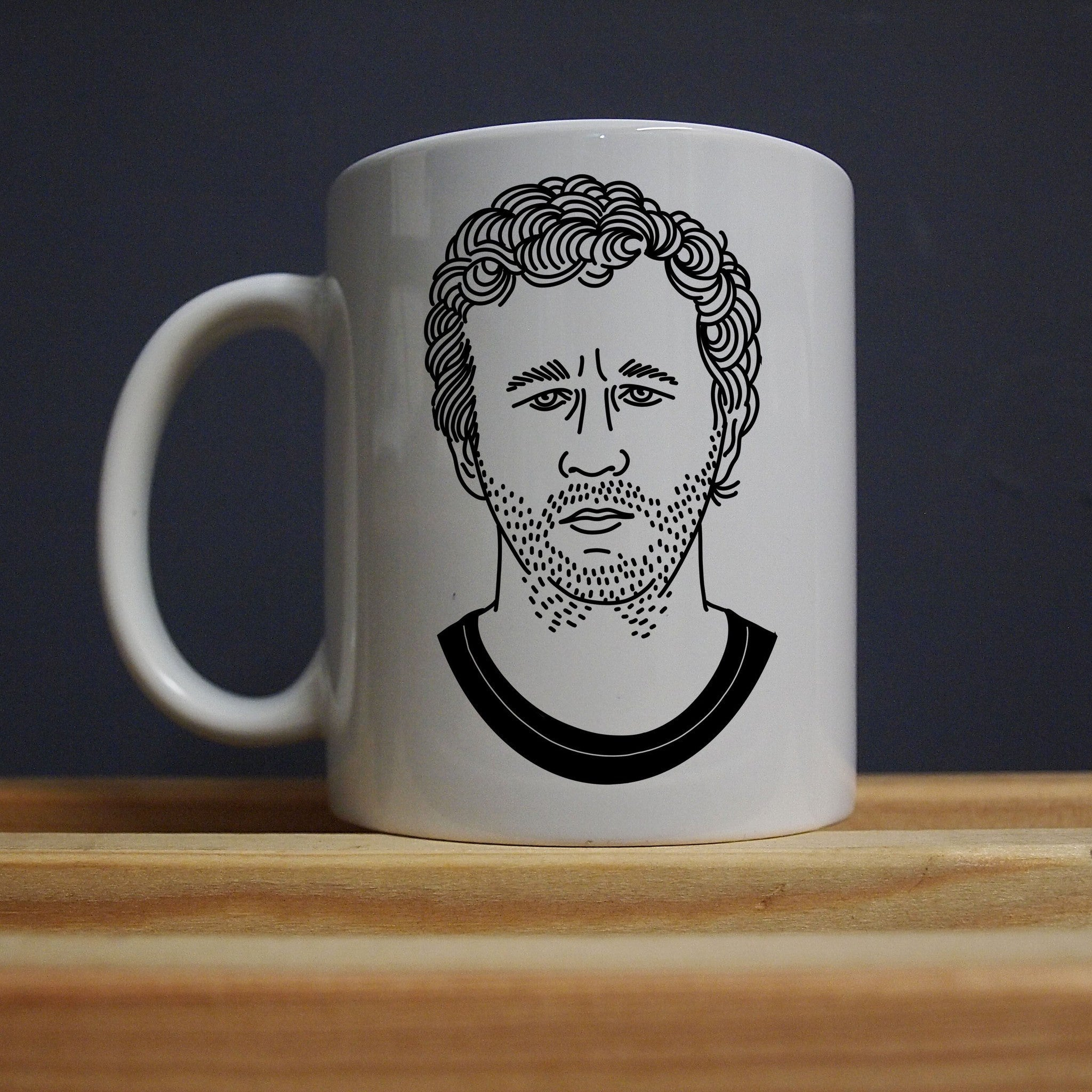 IT Crowd - Roy - Bastards Mug - Jiggle Apparel