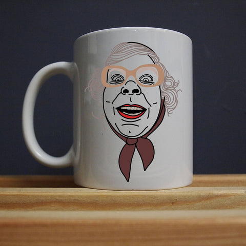 League of Gentlemen - We Didn't Burn Him Mug - Jiggle Apparel