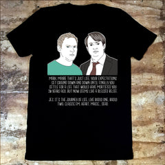 Peep Show - Mark and Jez - Jiggle Apparel