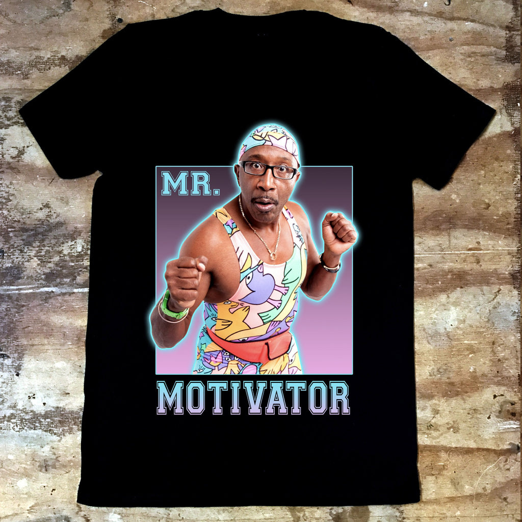 Mr Motivator - Jiggle Apparel