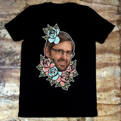 Louis Theroux - Theroux Flowers - Jiggle Apparel