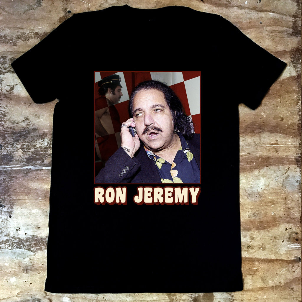Ron Jeremy - Jiggle Apparel