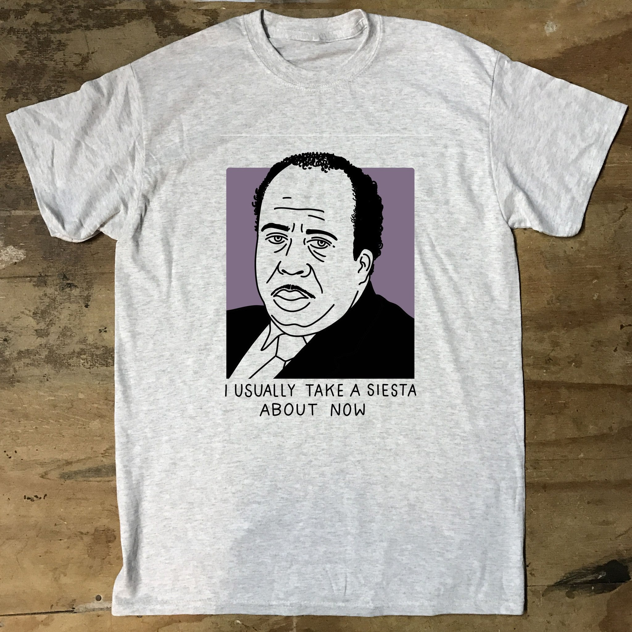 The Office USA - Stanley - Siesta  T-Shirt - Jiggle Apparel
