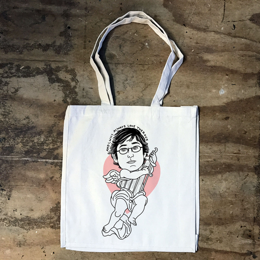 Louis Theroux - Cherub - Tote Bag - Jiggle Apparel