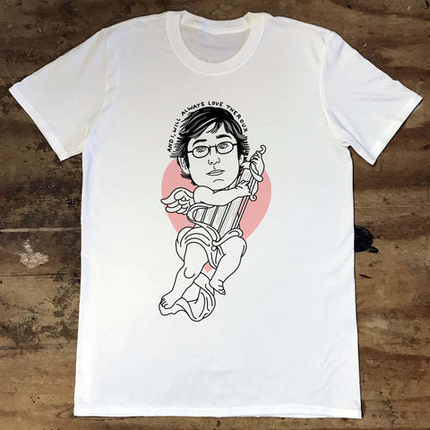 Louis Theroux - And I Will Always Love Theroux - Jiggle Apparel
