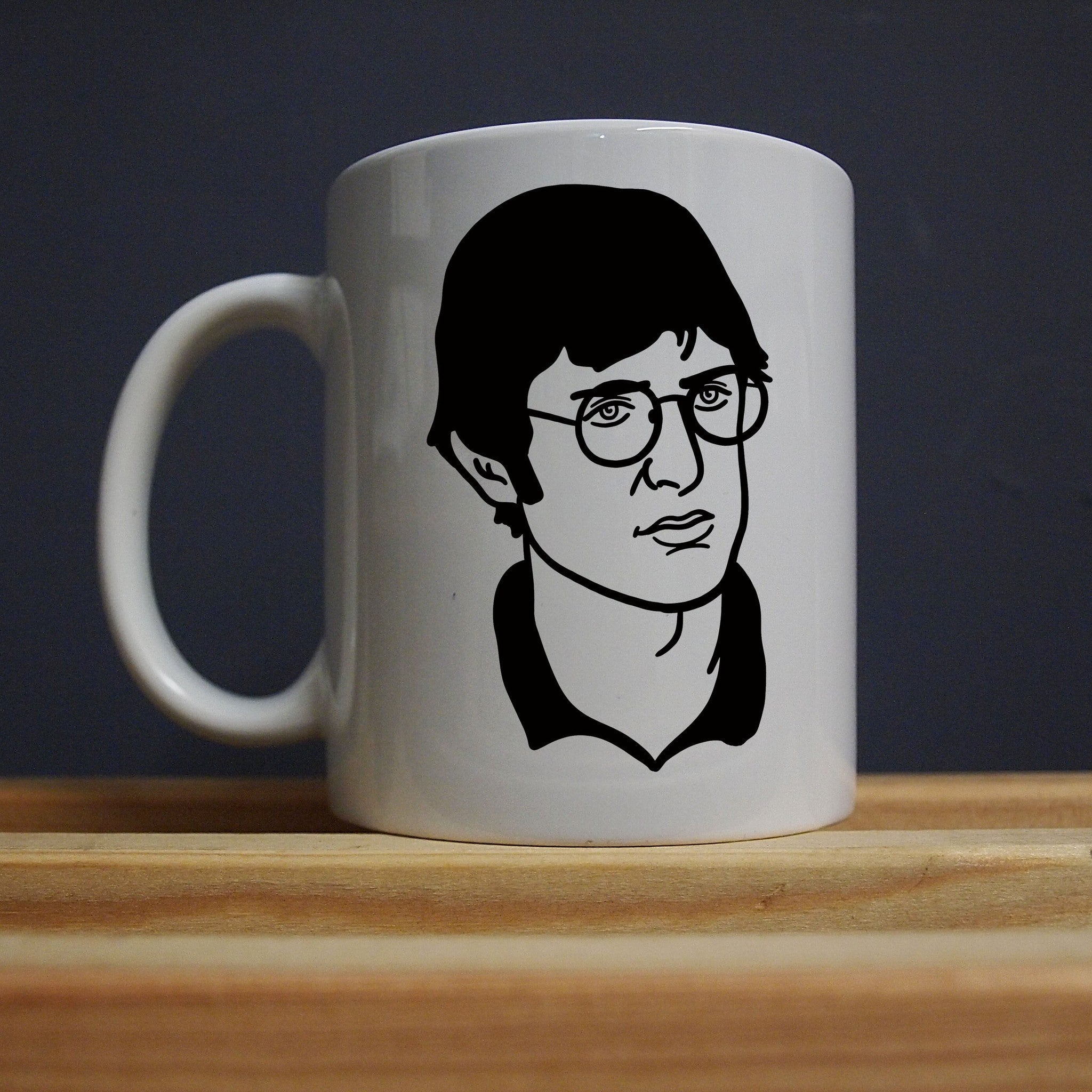Louis Theroux - I wasn't quite sure what I'd just seen Mug