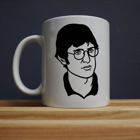Louis Theroux - I wasn't quite sure what I'd just seen Mug - Jiggle Apparel
